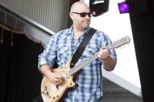 Shannon Bourne at Deni Blues Fest 2013. Photo by Ros O'Gorman