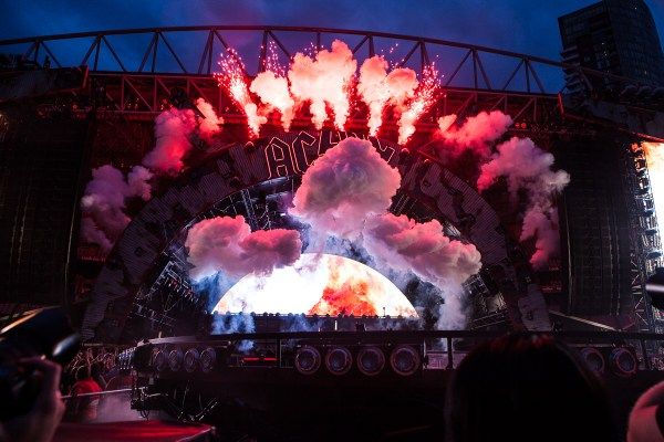 AC/DC Etihad Stadium, Rock Or Bust World Tour. Photo by Ros O'Gorman
