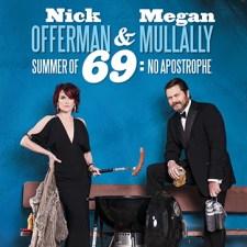 Megan Mullally and Nick Offerman