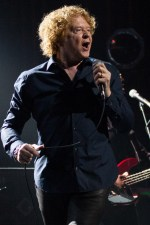 Simply Red perform at the Palais Theatre in St Kilda Melbourne on Tuesday 16 February 2016.