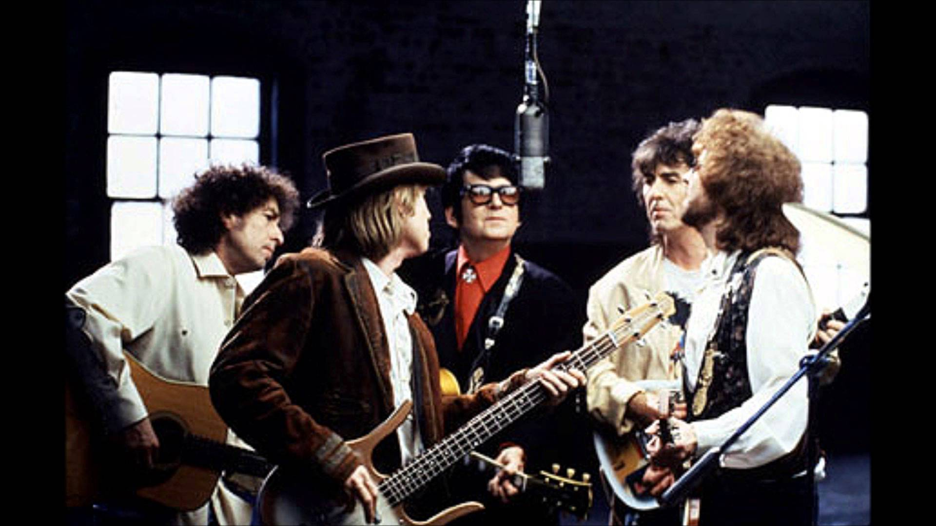 Traveling Wilburys To Be Reissued And Made Available To Stream