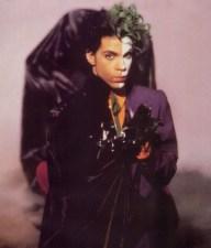 Prince in Batdance video