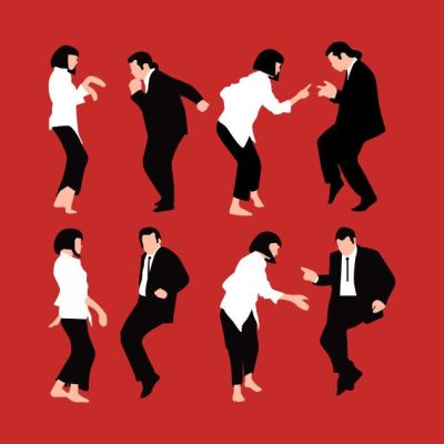 The Pulp Fiction dance
