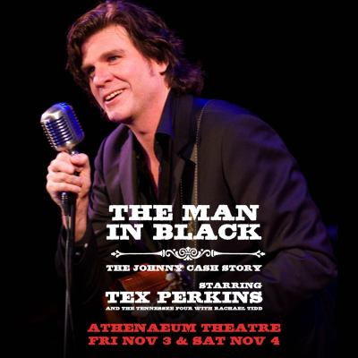 Tex Perkins The Man In Black