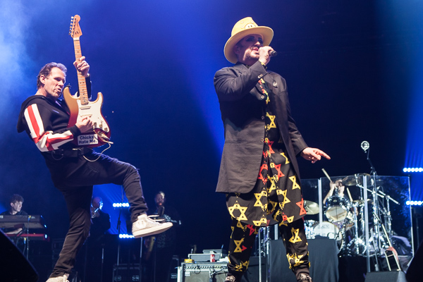 Culture Club at Rod Laver Arena on Thursday 30 November 2017. Photo by Ros O'Gorman