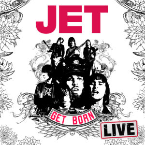 Jet Get Born Live At The Forum