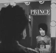 Prince Piano and a Microphone