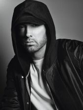 Eminem photo by Craig Mcdean