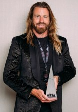 Scott Maxwell ARIA Music Teacher of the Year award 2018