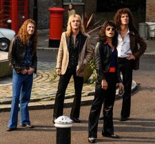 Queen Bohemian Rhapsody actors