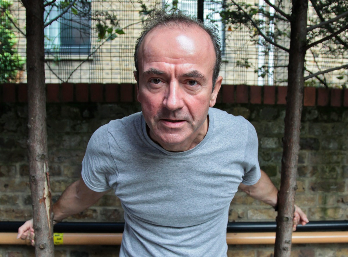 Hugh Cornwell promises to 'Ram Stranglers Down Your Throats