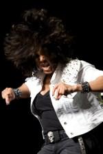 Janet Jackson photo by Ros OGorman