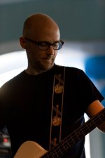 Moby photo by Ros O'Gorman