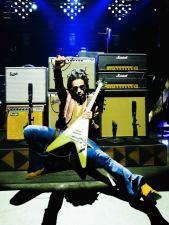 Lenny Kravitz photo by Nadine Koupaei