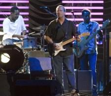 Eric Clapton photo by Ros O'Gorman