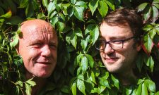 The Orb: Alex Paterson and Michael Rendall