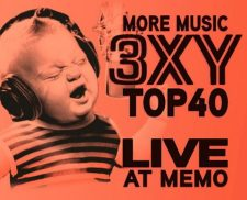 3XY Top 40 Live At Memo Music Hall