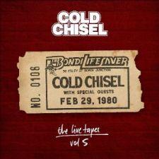 Cold Chisel The Live Tapes – Vol 5 – Live At The Bondi Lifesaver'