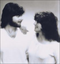 Jack Blanchard and Misty Morgan