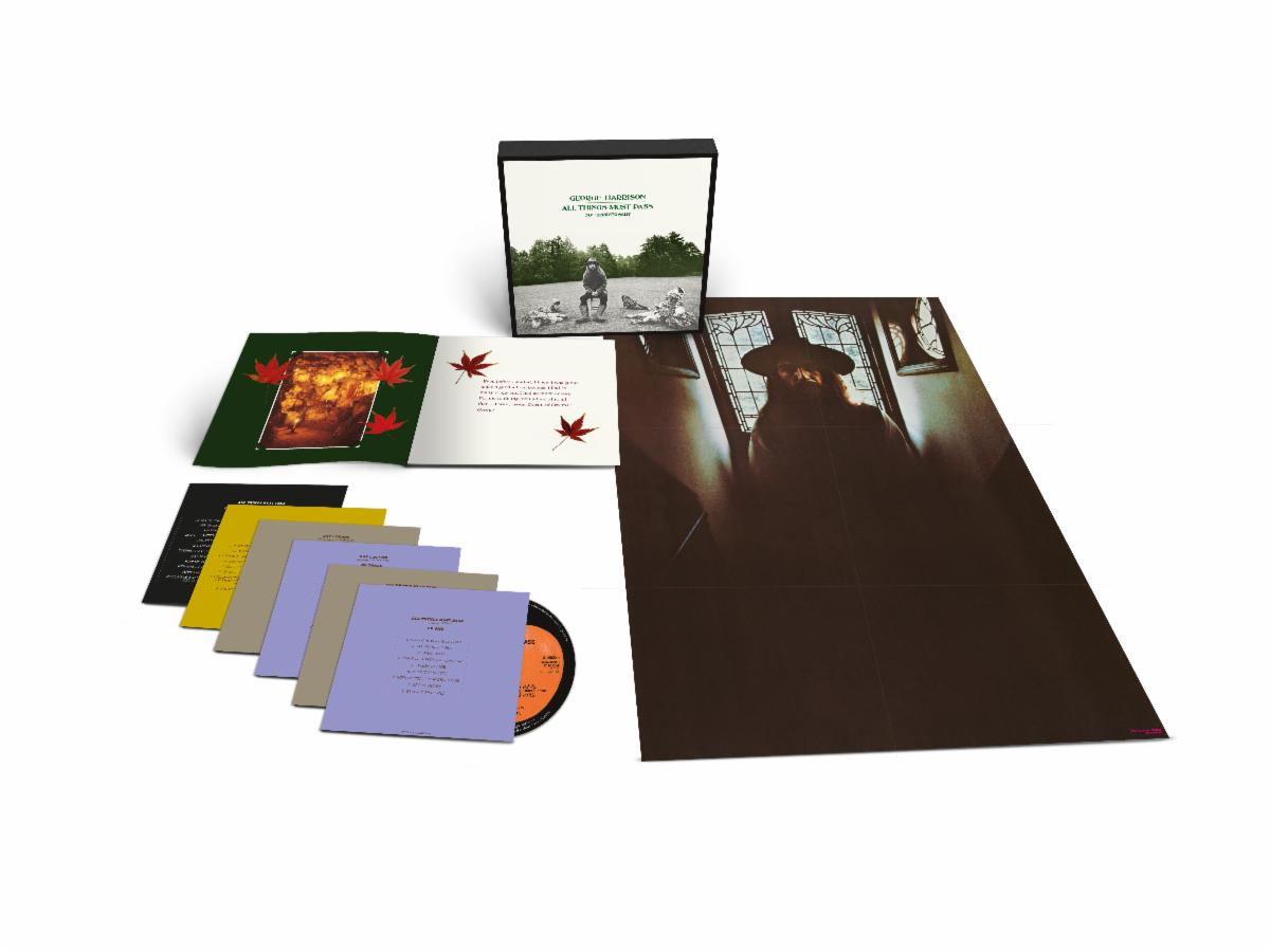 All Things Must Pass George Harrison deluxe