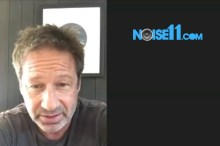 David Duchovny Noise11 interview