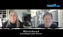 Motorhead the Noise11 interview with Mikkey Dee