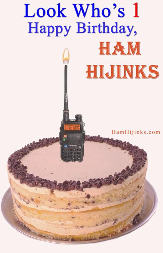 Happy Birthday Baby Noise Blankers Radio Groupnoise Blankers