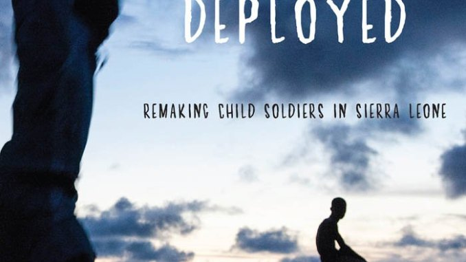 Childhood Deployed Cover Susan Shepler
