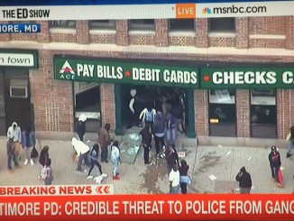 Baltimore Riots ACE Payday Loans Looting