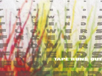 TAPE RUNS OUT cover art