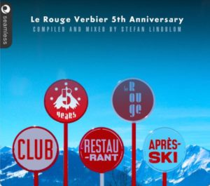 Le Rouge Verbier 5th Anniversary album art