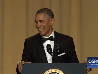 Obama White House Correspondents Dinner
