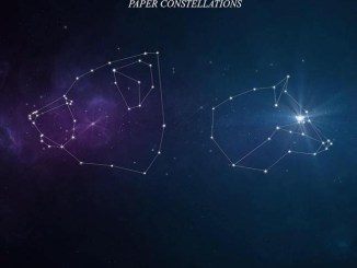 ghostradio paper constellations cover art