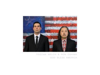 Tristan Welch Ron Oshima God Bless America Cover Art