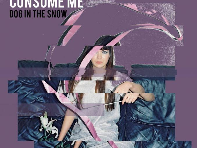 Dog In The Snow - Consume Me cover art