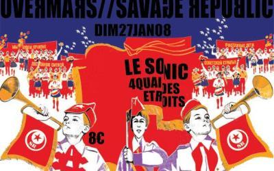 Overmars + Savage Republic