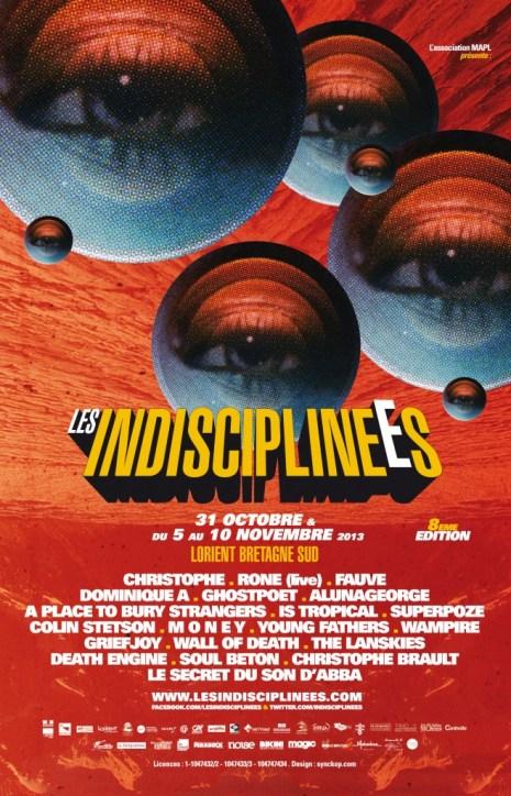 LES INDISCIPLINEES-Sucette Decaux-2013.indd