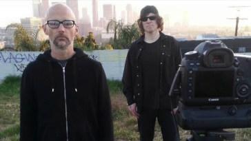 Moby + Mark Lanegan + Kris Kristofferson : morceau en écoute