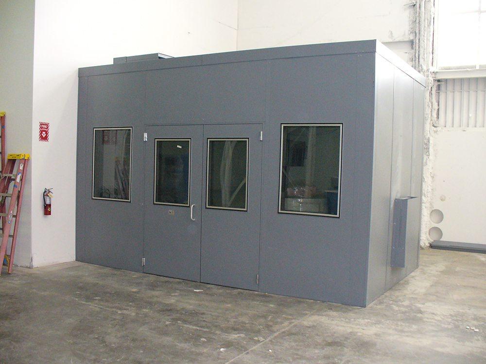 Acoustic Enclosures  Soundproof Enclosures  ONeill
