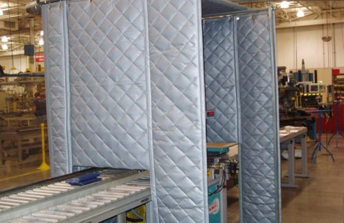 Soundproof Blankets  Acoustic Blankets  Sound Blankets