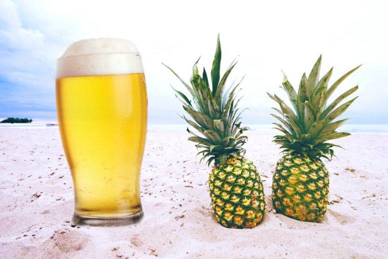 birra ai frutti tropicali