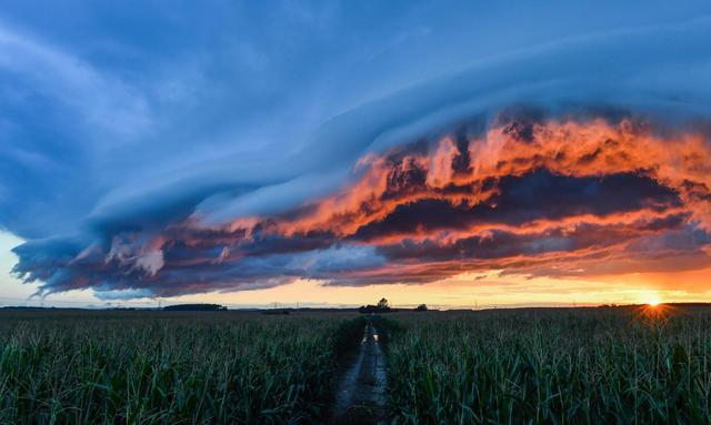 chi semina vento raccoglie tempesta