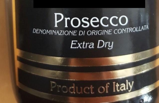 falso Prosecco