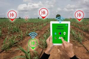 monitoraggio atmosferico in agricoltura