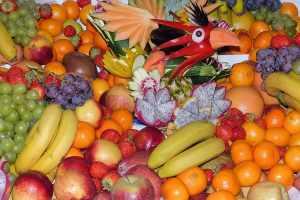 frutta più consumata del mondo