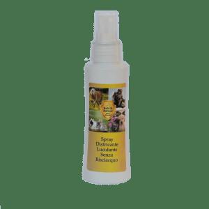 spray districante per cani