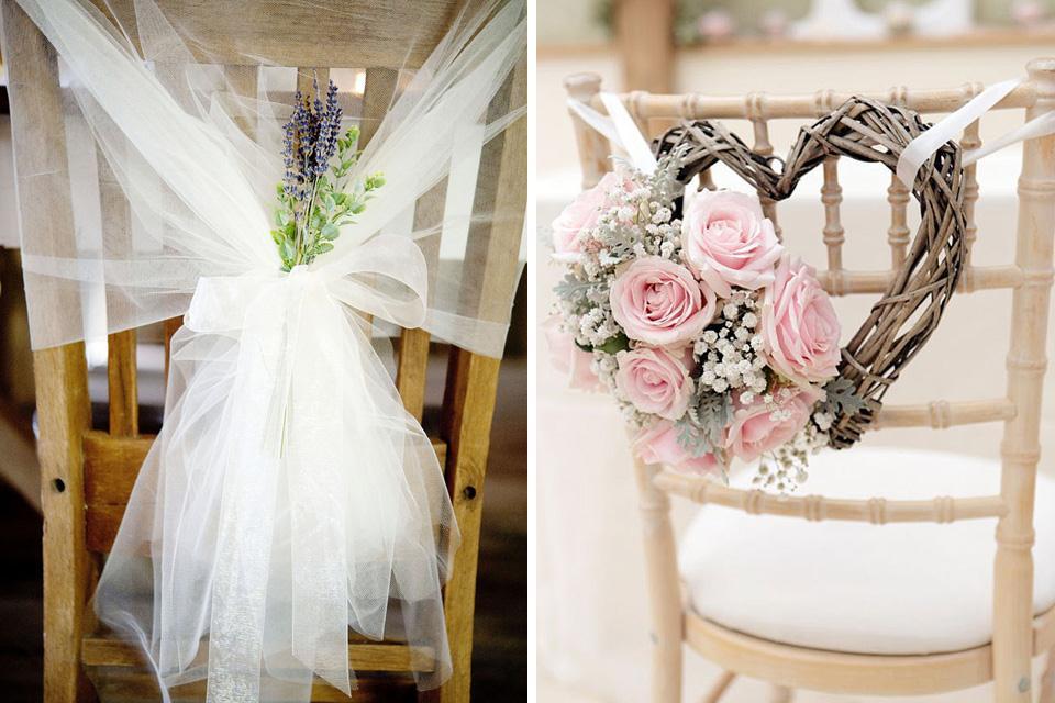 Pastel Vintage Wedding Decor