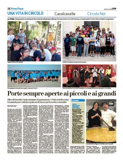 Progetto Editoriale - Una Vita in Circolo