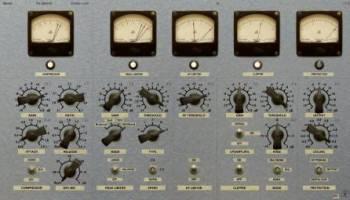 free vst plugin: jsAudio - jsCompShaper