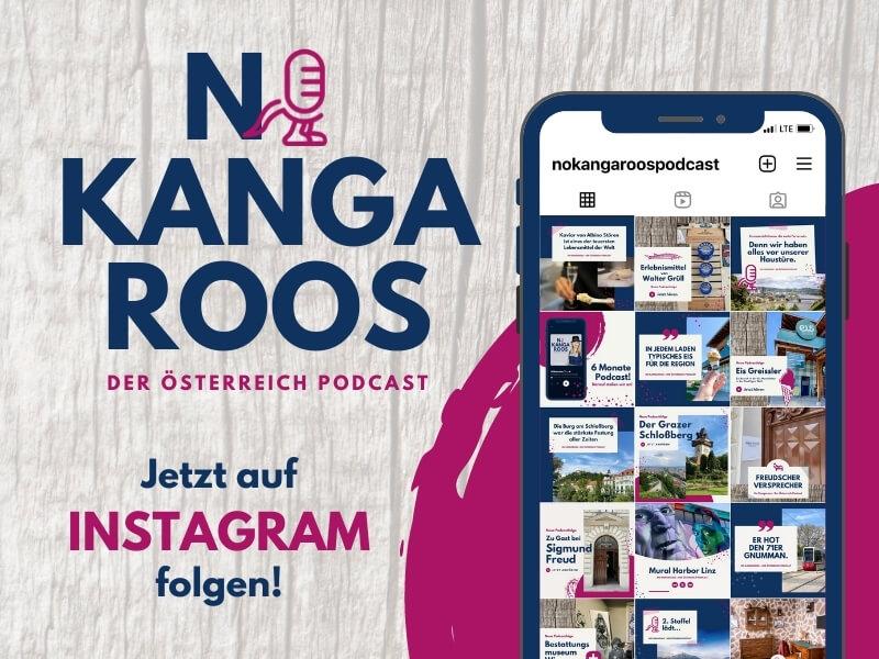 No Kangaroos auf Instagram